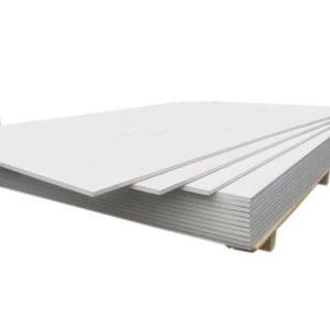 Гипсоволокнистый лист влагостойкий (ГВЛВ) 10мм
